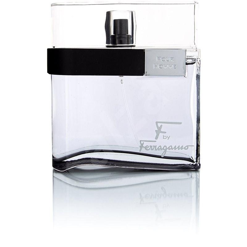 SALVATORE FERRAGAMO F by Ferragamo Pour Homme Black EdT 100 ml - Pánska toaletná voda
