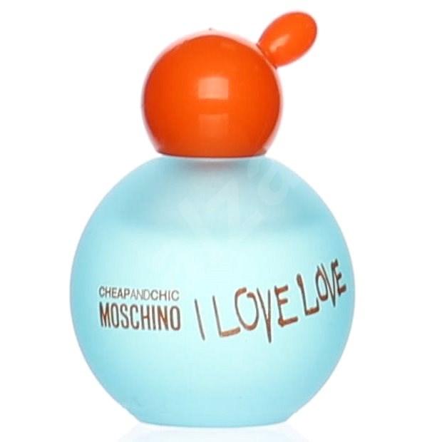 MOSCHINO I Love Love EdT 4,9 ml - Toaletná voda