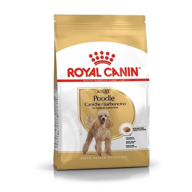 Royal Canin poodle adult 7,5 kg - Granuly pre psov