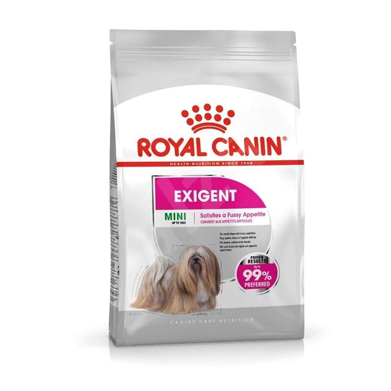 Royal Canin Mini Exigent 1 kg - Granuly pre psov
