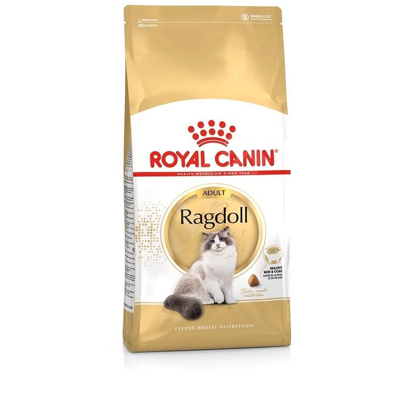 Royal Canin Ragdoll Adult 10 kg - Granuly pre mačky