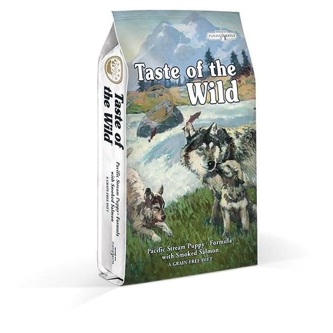 Taste of the Wild Pacific stream Puppy 5,6 kg - Granuly pre šteniatka