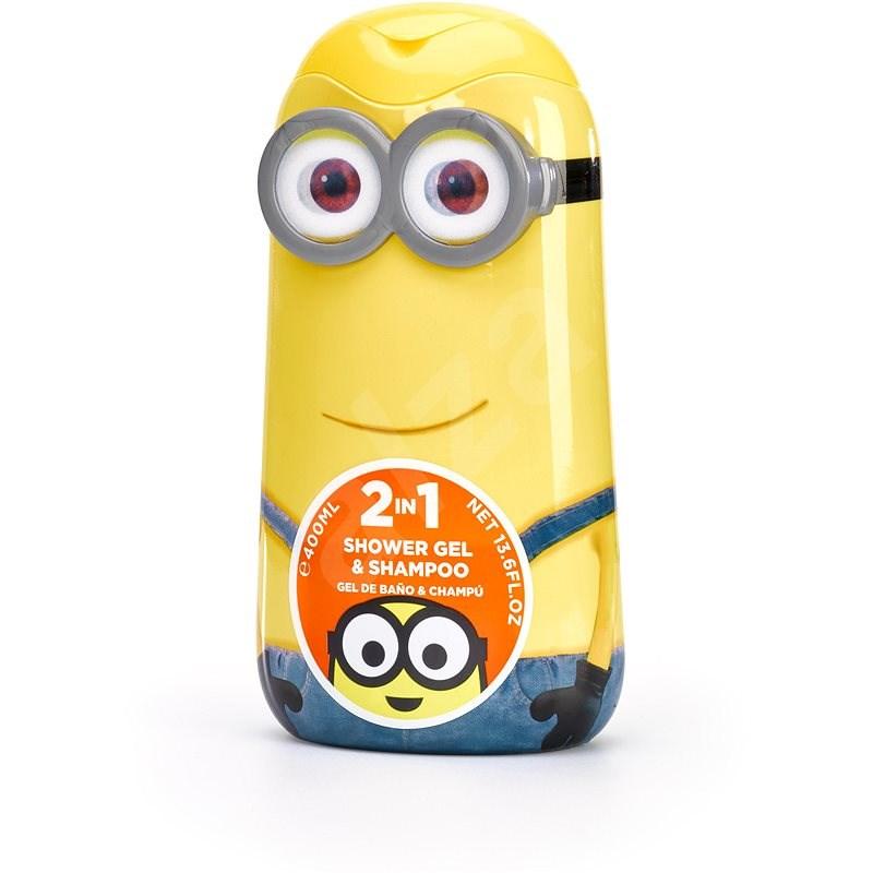 Minions 400 ml - Detský sprchový gél