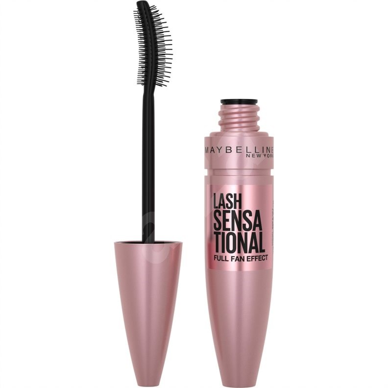 MAYBELLINE NEW YORK Lash Sensational Mascara Black 9,5 ml - Maskara