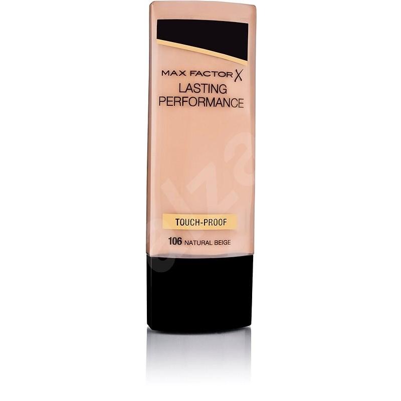 MAX FACTOR Lasting Performance 109 Natural Bronze 35ml - Make up