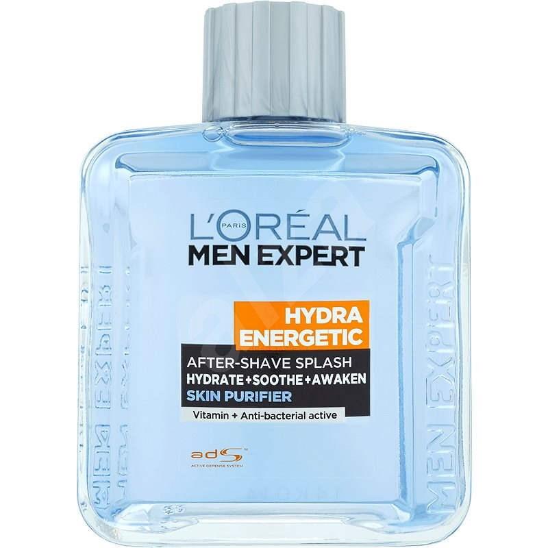 ĽORÉAL PARIS Men Expert Hydra Energetic Skin Purifier 100 ml - Voda po holení