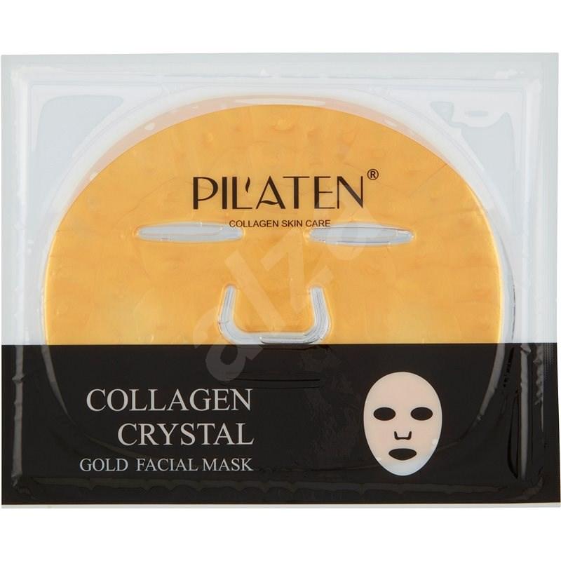 PILATEN Collagen Crystal Gold Facial Mask 60 g - Pleťová maska