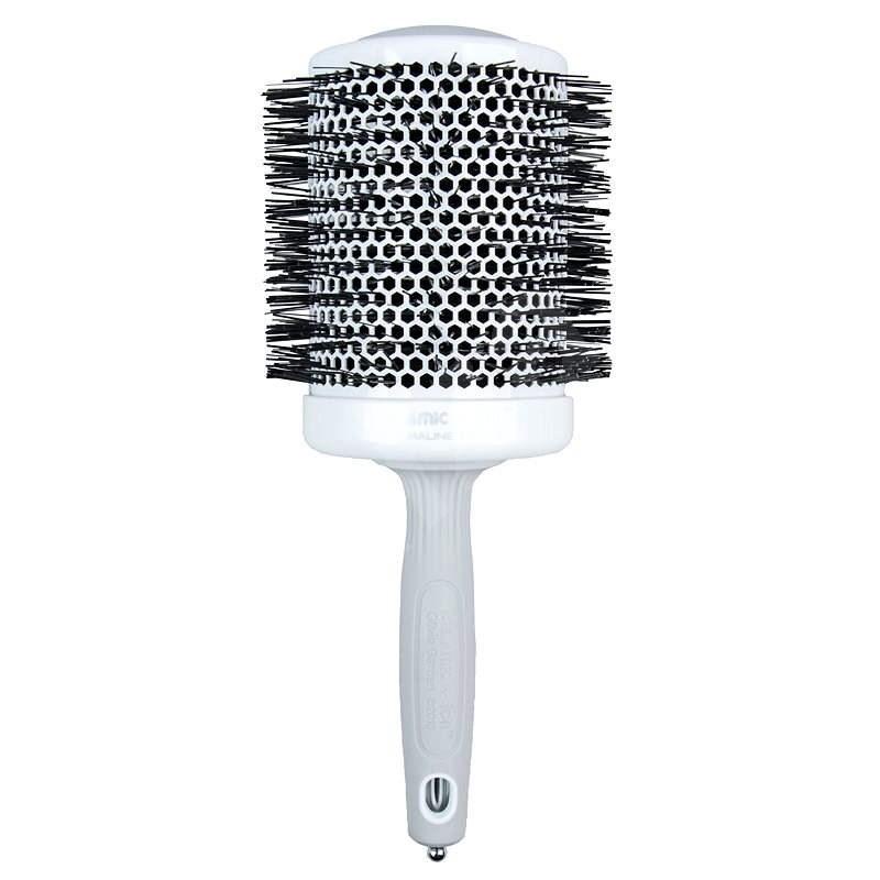 OLIVIA GARDEN Ceramic + Ion Thermal Brush T80 - Kefa na vlasy