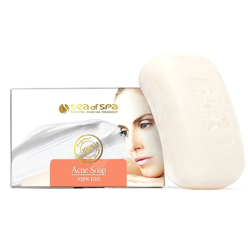 SEA OF SPA against acne 125g - Cleansing Soap