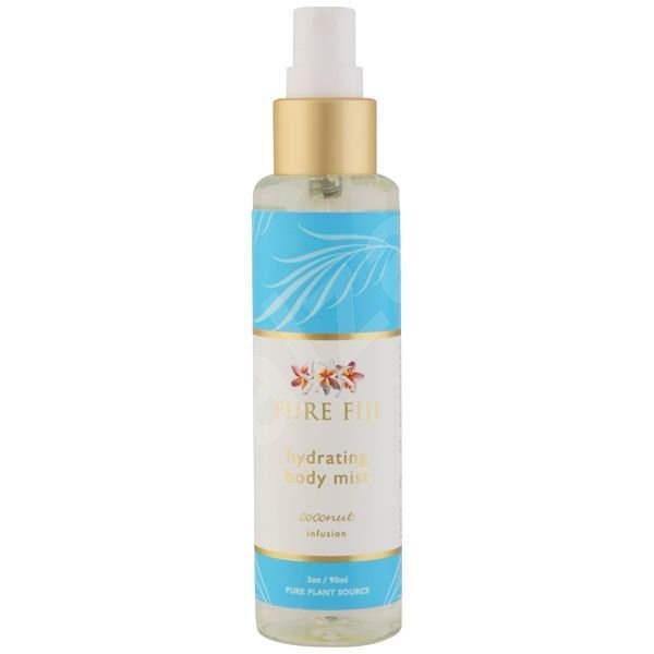 Pure Fiji Hydratační tělový sprej Kokos 207 ml - Telový sprej