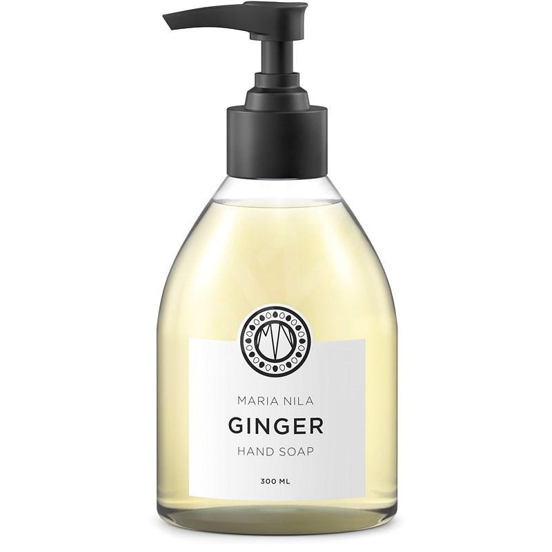 MARIA NILA GINGER Hand Soap 300 ml - Tekuté mydlo