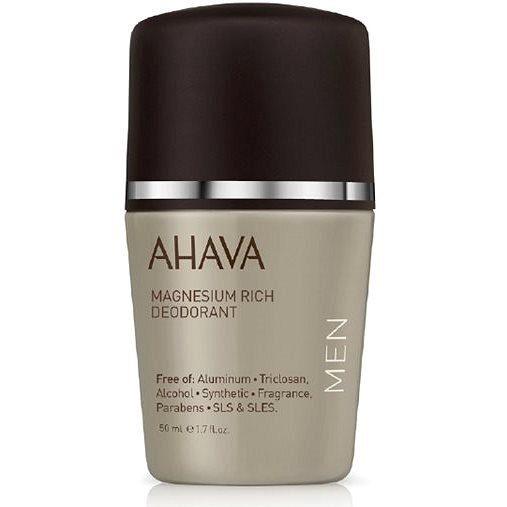 AHAVA Mineral Deodorant for Men 50 ml - Pánsky dezodorant