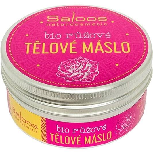 SALOOS Bio Ružové Telové Maslo 75 ml - Telové maslo