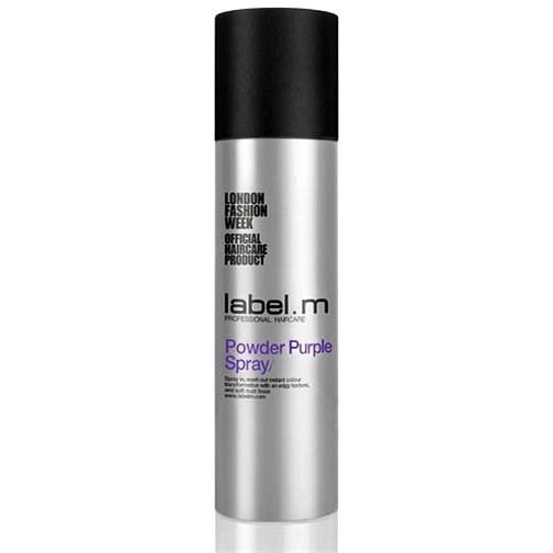 LABEL.M Powder Spray Purple 50 ml - Vlasový sprej