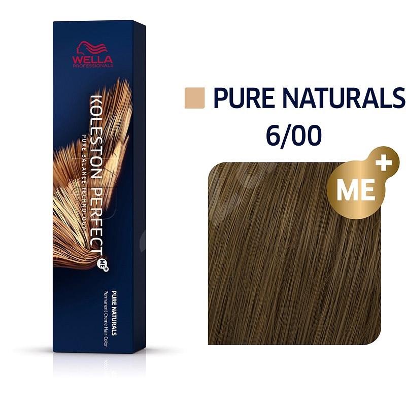 WELLA PROFESSIONALS Koleston Perfect Pure Naturals 6/00 60 ml - Farba na vlasy