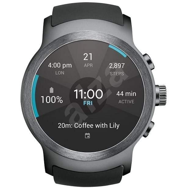 LG Watch Šport - Smart hodinky