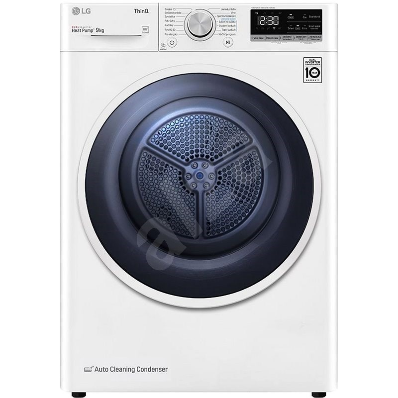 LG RC91V5AV6Q - Sušička prádla