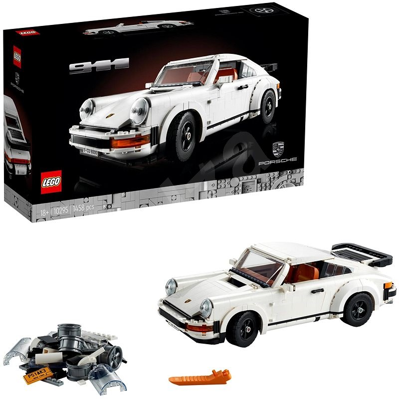 LEGO® Creator 10295 Porsche 911 - LEGO stavebnica