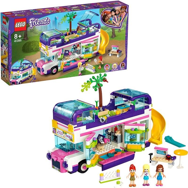 LEGO Friends 41395 Autobus priateľstva - LEGO stavebnica