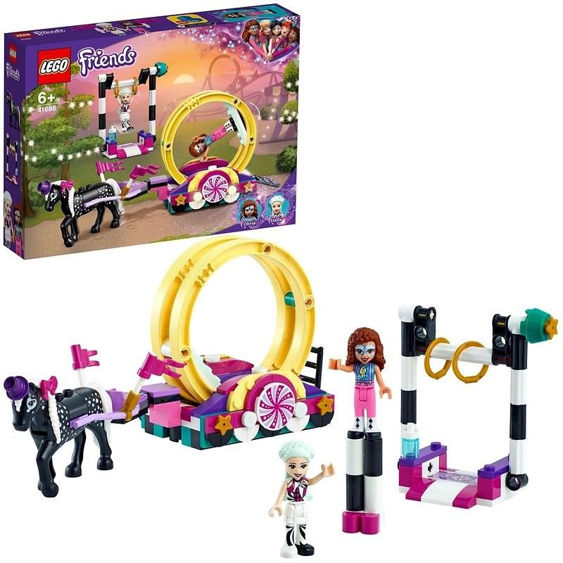 LEGO® Friends 41686 Čarovná akrobacia - LEGO stavebnica