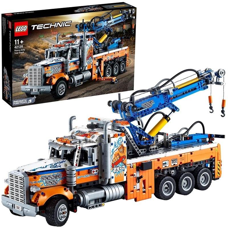 LEGO® 42128 Technic Výkonné odťahové vozidlo - LEGO stavebnica