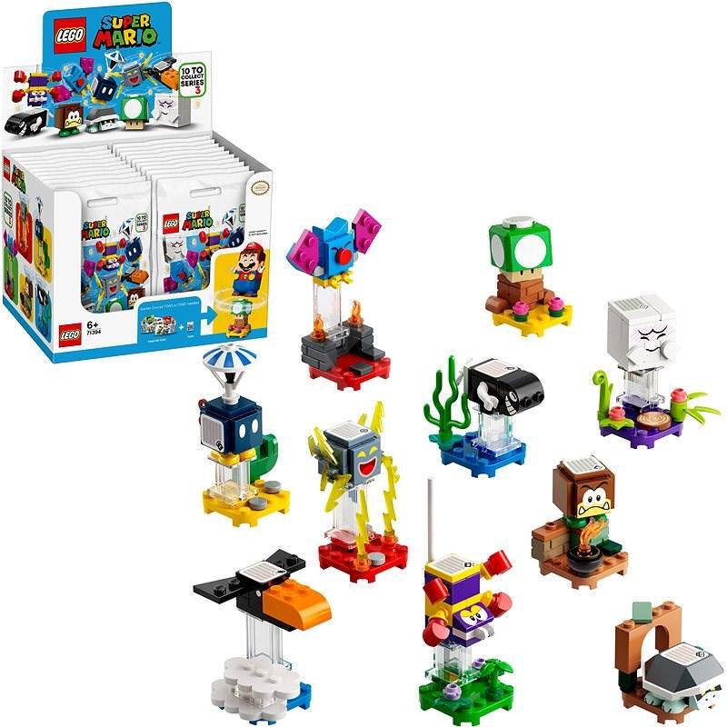LEGO® Super Mario™ 71394 Akčné kocky – 3. séria - LEGO stavebnica