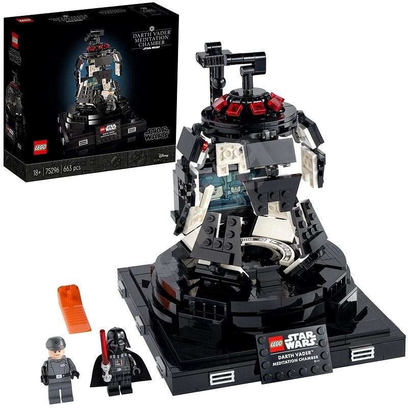 LEGO® Star Wars™ 75296 Darth Vader™ ajeho meditačná komora - LEGO stavebnica