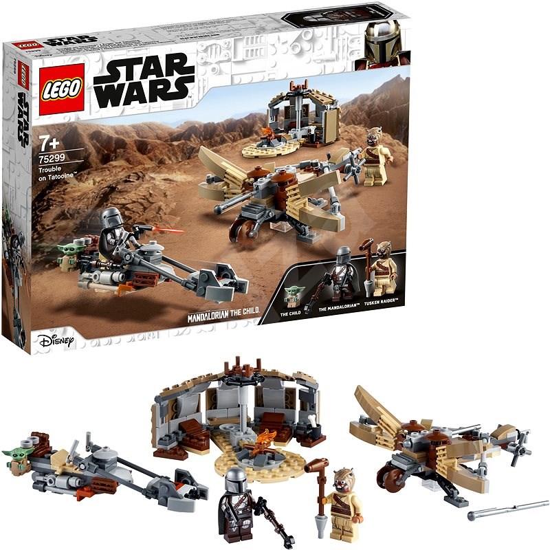LEGO Star Wars TM 75299 Problémy na planéte Tatooine - LEGO stavebnica