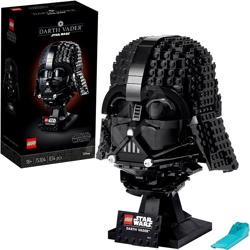 LEGO® Star Wars™ 75304 Helma Dartha Vadera - LEGO stavebnica