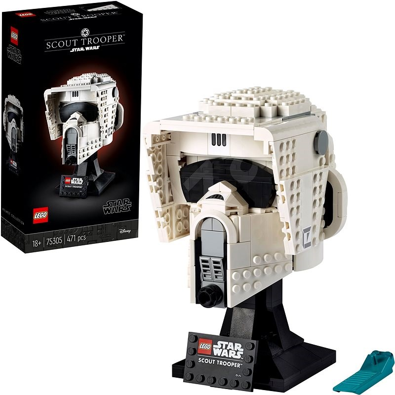 LEGO Star Wars TM 75305 Helma prieskumného vojaka - LEGO stavebnica