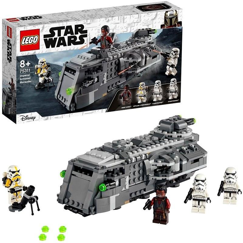 LEGO® Star Wars™ 75311 Imperiálne obrnené vozidlo - LEGO stavebnica