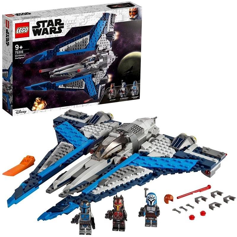 LEGO® Star Wars™ 75316 Mandaloriánska stíhačka - LEGO stavebnica