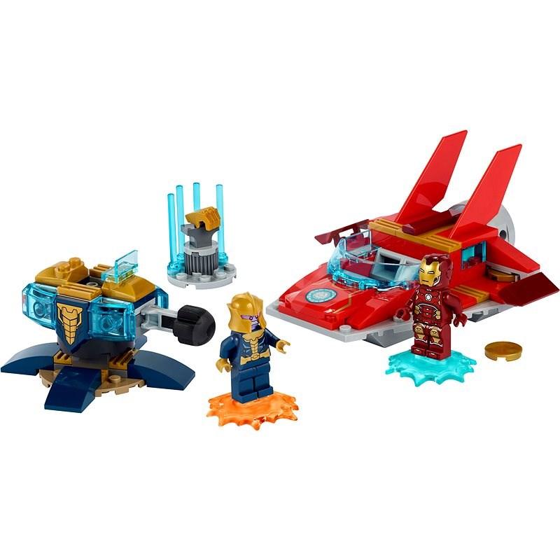 LEGO Super Heroes 76170 Iron Man vs. Thanos - LEGO stavebnica