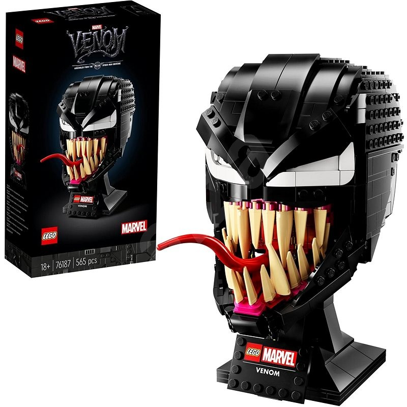 LEGO® Super Heroes 76187 Venom - LEGO stavebnica