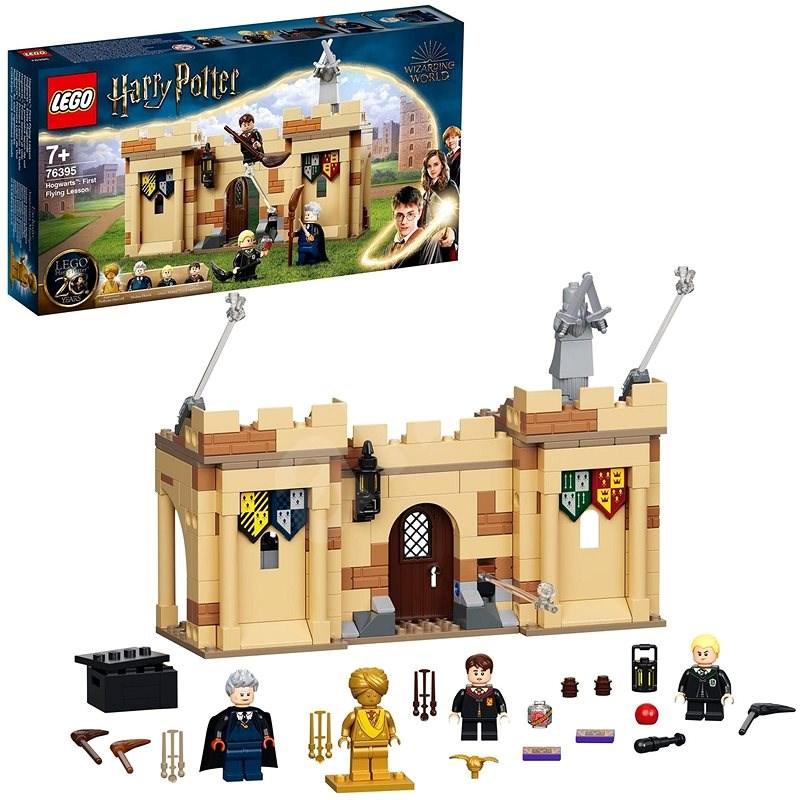 LEGO® Harry Potter™ 76395 Rokfort: prvá hodina lietania - LEGO stavebnica