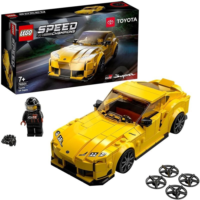 LEGO Speed Champions 76901 Toyota GR Supra - LEGO stavebnica