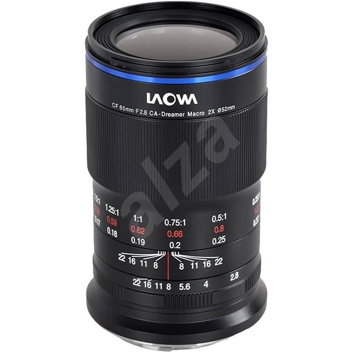 Laowa 65 mm f/2,8 2X Ultra Macro Fuji X - Objektív