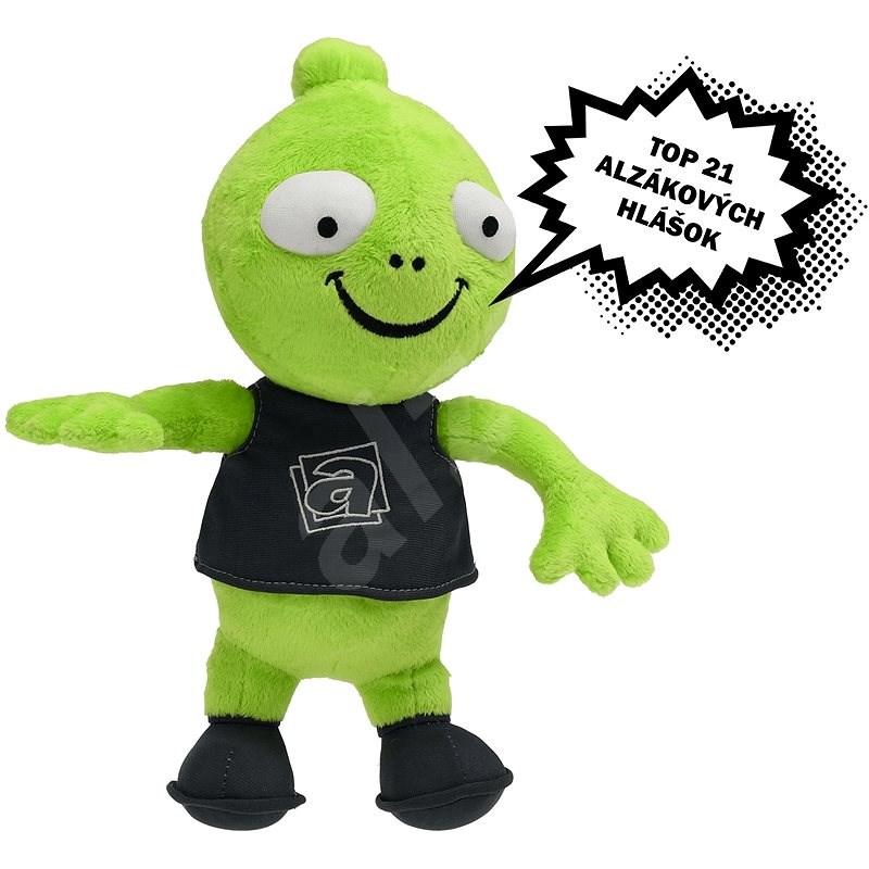 Hovoriaci plyšový mimozemšťan Alza SK - Plyšová hračka