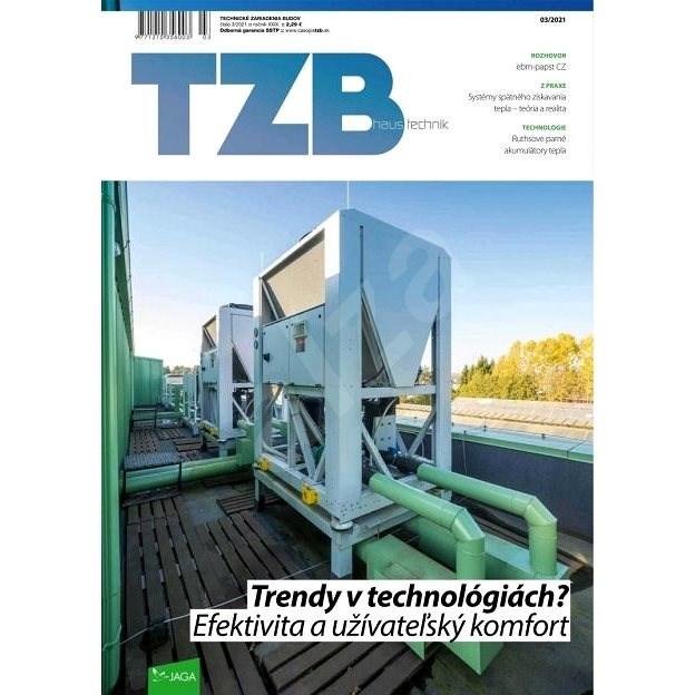 TZB Haustechnik - 3/2021 - Elektronický časopis