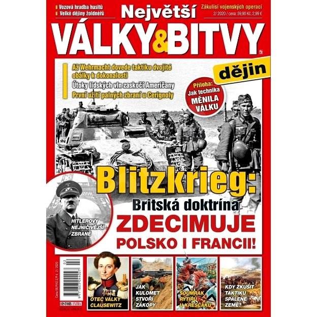 History Extra - Edice Války - 2/20 - Elektronický časopis