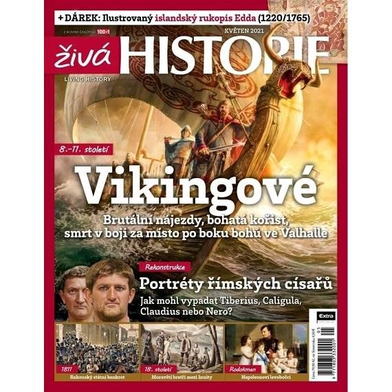 Živá historie - 5/2021 - Elektronický časopis