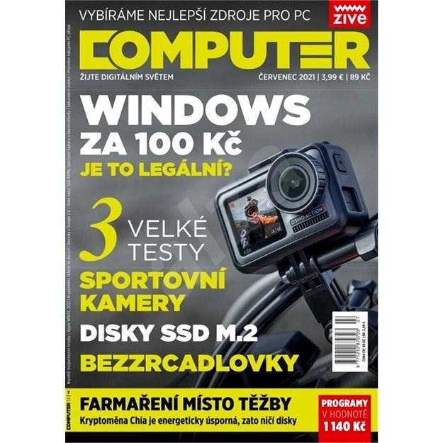 Computer - 22.06.2021 - Elektronický časopis