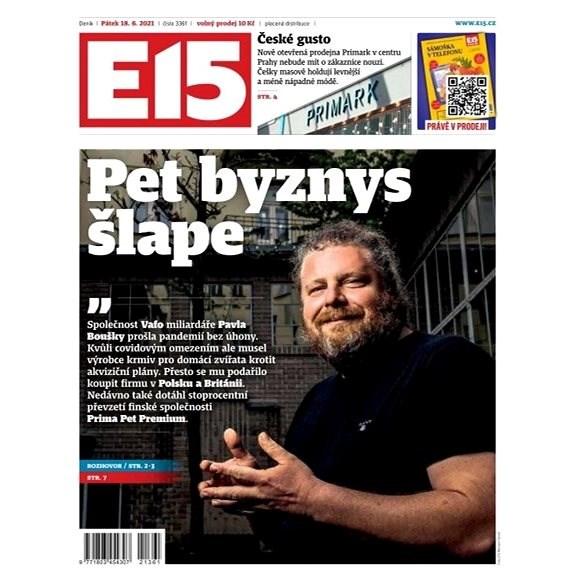 E15 - 18.06.2021 - Elektronické noviny