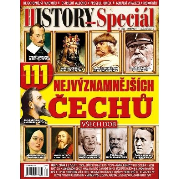 History Speciál - 1/21 - Elektronický časopis