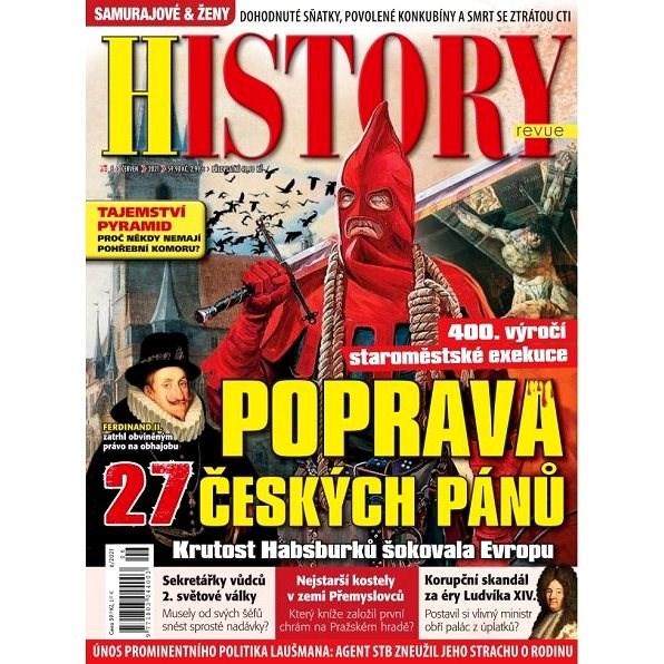 History - 6/21 - Elektronický časopis
