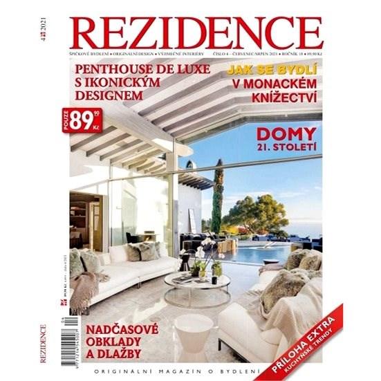 Rezidence - 4/21 - Elektronický časopis