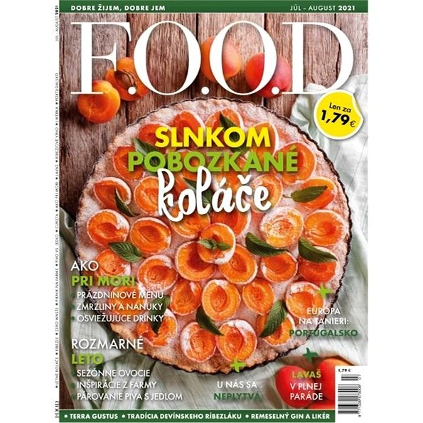 FOOD SK - 7-8/2021 - Elektronický časopis
