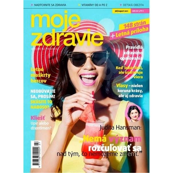 Moje Zdravie - 7-8/2021 - Elektronický časopis