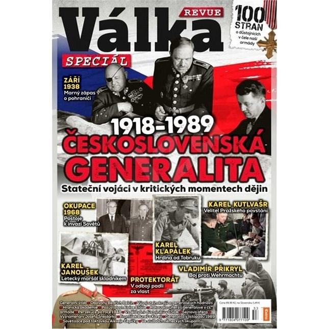Válka REVUE SPECIÁL - léto 2021 - Elektronický časopis
