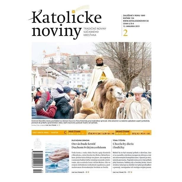 Katolícke noviny - 02/2019 - Elektronické noviny